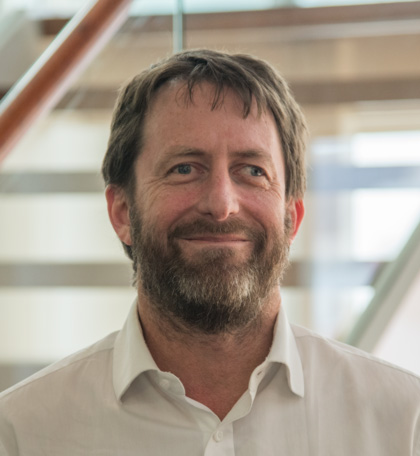 Associate Professor Stephen Reddel
