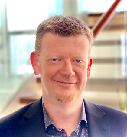Associate Professor Todd Hardy